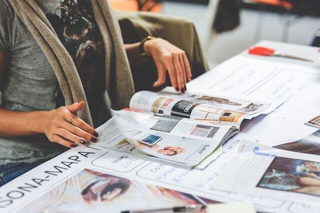 Möbel-Zeitung lesen