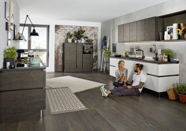 Küchenstile moderne Küchen