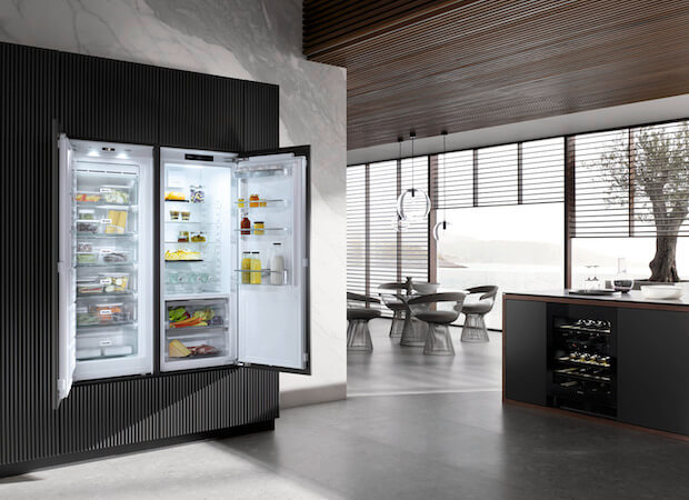 Küchengeräte Kühlschrank
