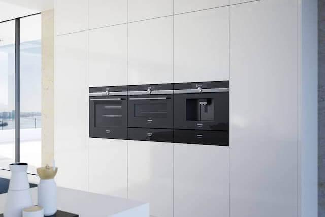 Küchengeräte Ofen