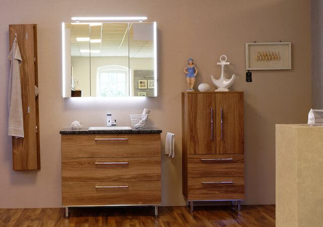 Möbel fürs gesamte Badezimmer