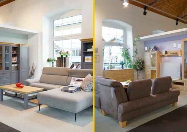 Wohnzimmermöbel Vergleich