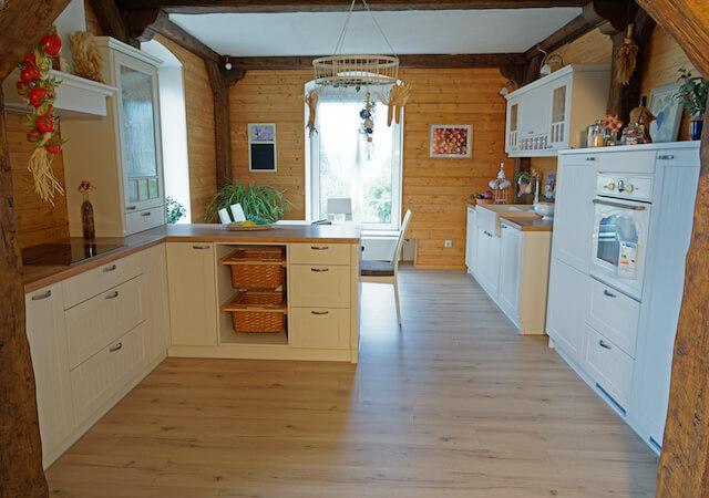 Küchen für Umgebindehäuser