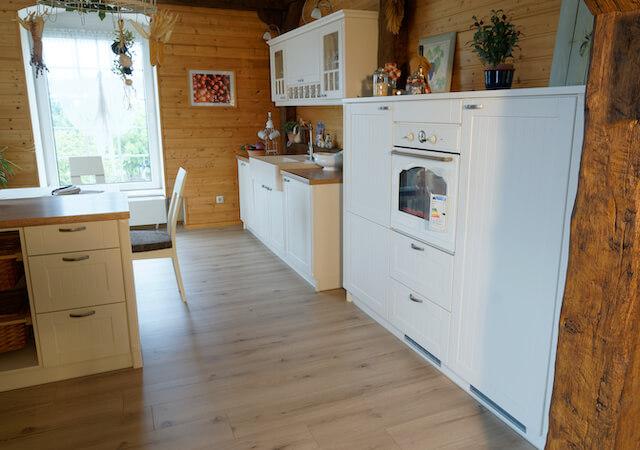Küchenstil für Umgebindehäuser