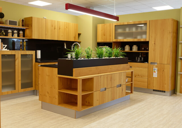Küchenstil Massivholz