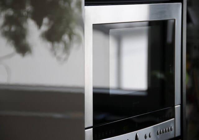 Küchengeräte Mikrowelle
