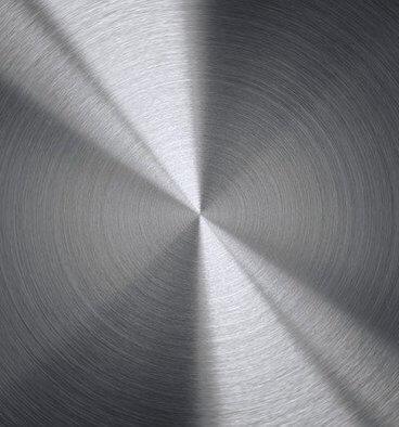 Metallische Oberflächen pflegen