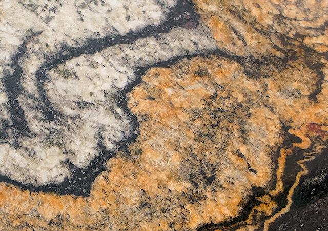 Arbeitsplatte aus Naturstein